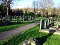 Graveyard - geograph.org.uk - 316466.jpg