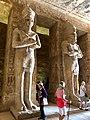 Great Hall, The Great Temple of Ramses II, Abu Simbel, AG, EGY (48017135717).jpg