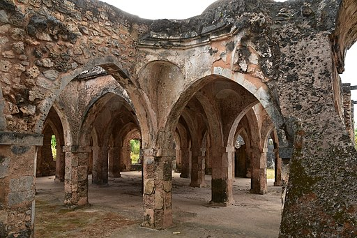 Great Mosque of Kilwa Kisiwani, 11th - 18th cents (9) (28992091121)