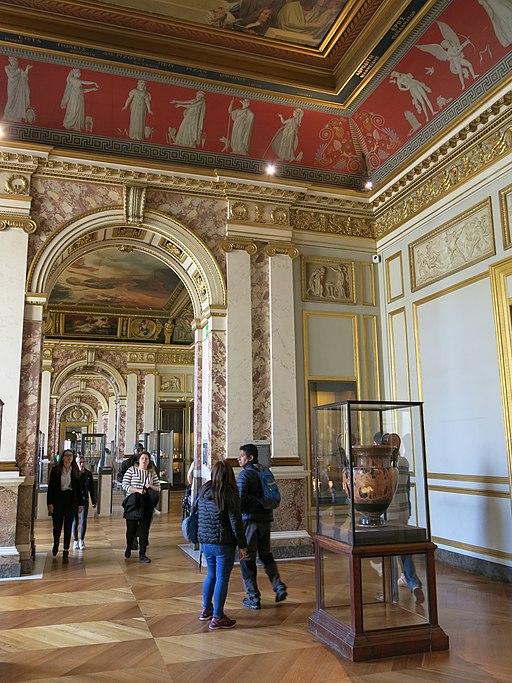 Greek antiquities in the Louvre - Room 35 D201903