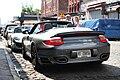Grey Porsche 997.2 Turbo Cabriolet rear.jpg
