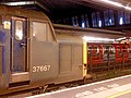 Grime and gloss, little and large, a comparison between UK trains. - panoramio.jpg