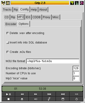 Grip (software) - Image: Grip 01