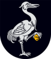 Coat of airms o Grobiņa