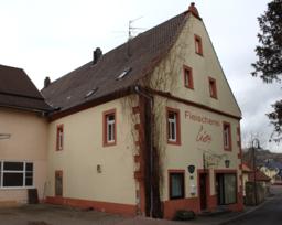 in Der Burg in Großenlüder