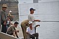 Group of North Korean Fisherman (10058518144).jpg