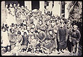 Group of patients and hospital staff standing outside the hospital, Changde, Hunan, China, ca.1900-1919 (IMP-YDS-RG008-358-0008-0074).jpg