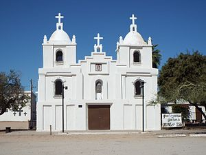 Guadalupe, Arizona - Image: Guadalupe Our Lady of Guadalupe Church 1914 2