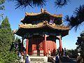 Guanmiaoting Pavilion in Jingshan Park 20160826-2.jpg