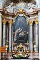 GuentherZ 2011-05-14 0117 Altenburg Kirche Altarbild Johannes Nepomuk.jpg