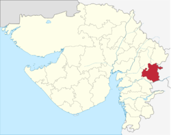 Gujarat Chhota Udaipur district locator map.png