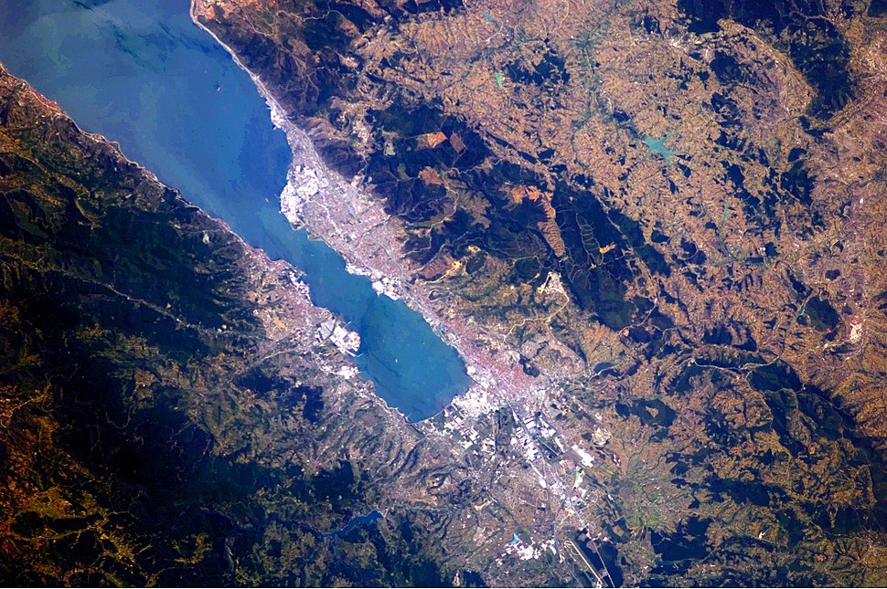 Gulf of Izmit, Turkey