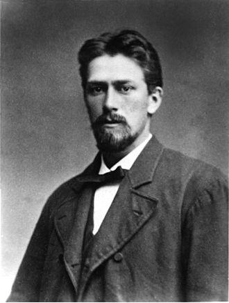 Gustav Lindenthal - Gustav Lindenthal in 1880