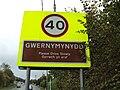 Gwernymynydd sign 1.JPG