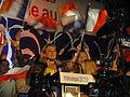 Hénin-Beaumont - Marine Le Pen au Parlement des Invisibles le dimanche 15 avril 2012 (L).JPG