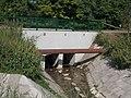 Híd a Besnyői-patak felett (K). - Gödöllő, Mikes Kelemen utca.JPG