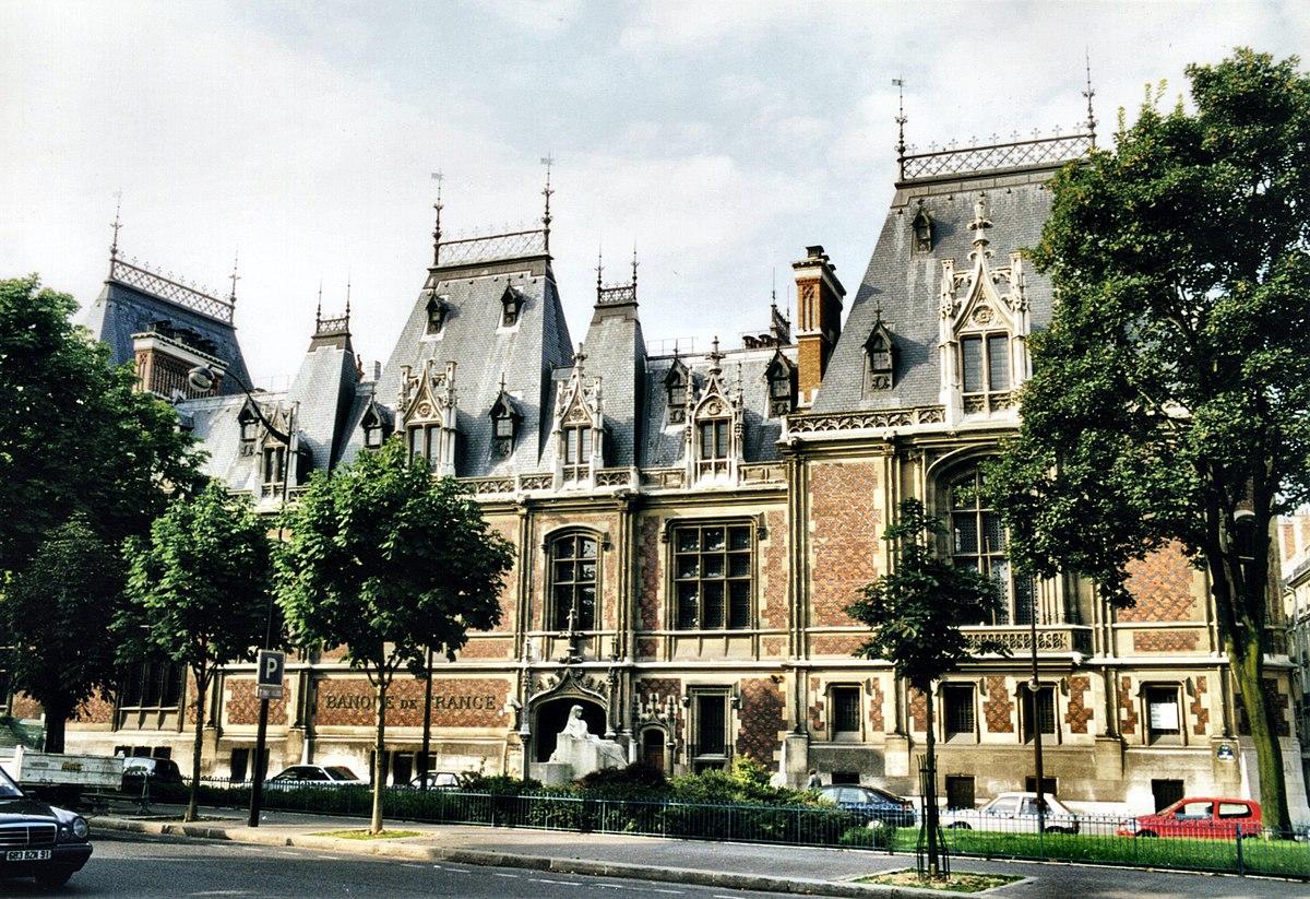 Cit de l 39 conomie et de la monnaie wikipedia - Hotel de la monnaie ...