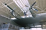 H-4 Hercules (Spruce Goose) - Evergreen Aviation & Space Museum - McMinnville, Oregon - DSC00513.jpg