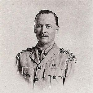 H. R. P. Dickson - H. R. P. Dickson in Kuwait in 1919.