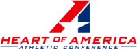 Heart of America Athletic Conference logo