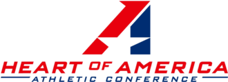 Heart of America Athletic Conference - Image: HAAC logo 2015