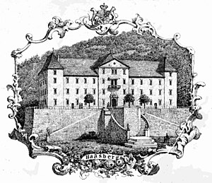 Windisch-Graetz - Image: HAASBERG Castle