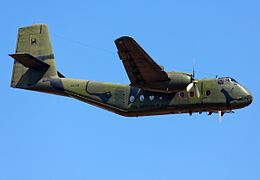 HARS De Havilland Canada DHC-4A Caribou at the 2015 Australian International Air Show.jpg