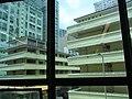 HK Chai Wan MTR Station view Factory Estate 02 facade Kut Shing Street Sept-2012 Man Foong Industrial Building.JPG