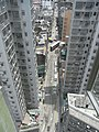 HK Sai Ying Pung 西營盤 Water Street 昌榮閣 Cheong Wing Court view 2nd Street April-2011.JPG
