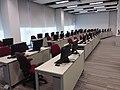 HK TKL 調景嶺 Tiu Keng Leng CIHE Campus 明愛專上學院 Caritas Centre CBCC Library interior July 2019 SSG 01.jpg