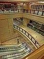 HK TST Harbour City mall interior night escalators Apr-2013.JPG