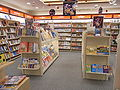 HK TST K11 mall 60 shop Dymocks for Booklovers interior.JPG
