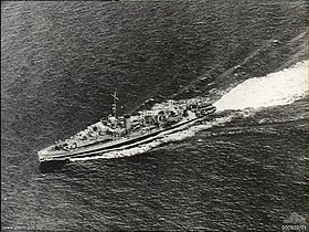 Image illustrative de l'article HMAS Burdekin (K376)