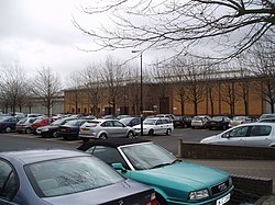 HMP Belmarsh, from carpark.jpg