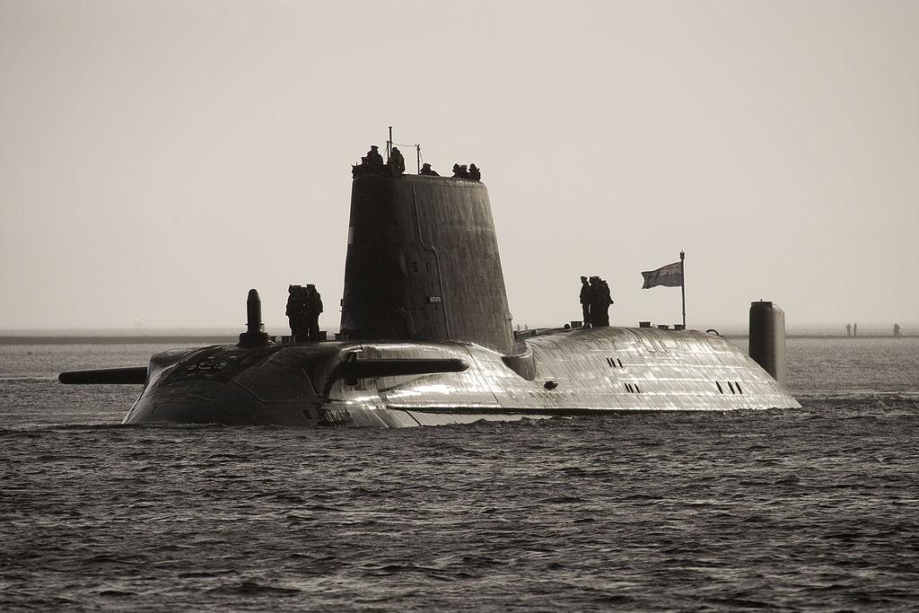 HMS Astute (S119)