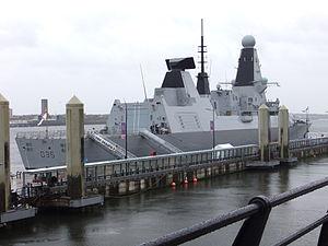 HMS Dragon at Liverpool, 2012-04-29 - DSCF3651.JPG