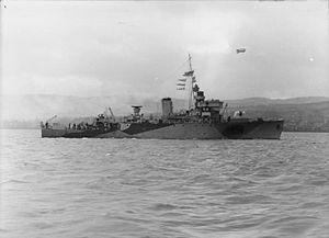 HMS Hydra (J275) - Image: HMS Hydra WWII IWM A 18555