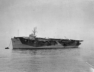 HMS Reaper (D82) - HMS Reaper