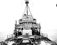 HMS Royalist forward 6-inch gun NAC PA-006533.jpg