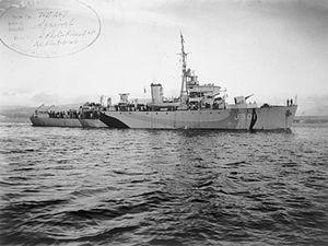 HMS Squirrel (J301) - Image: HMS Squirrel FL10368