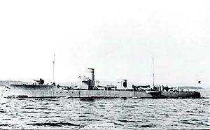 HNoMS Trygg (1919) - Image: H No MS Trygg