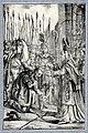 HUA-32305-Afbeelding van graaf Dirk VI van Holland die blootshoofd en geknield vóór de muren van Utrecht de bisschop van Utrecht Jan van Arkel om vergeving smee.jpg
