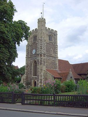 St Mary the Virgin, Monken Hadley - St Mary's Church