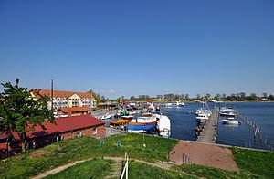 Marina in Kirchdorf