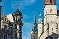 Halle (Saale), Marktplatz, Roter Turm, Marktkirche 20170718 004.jpg
