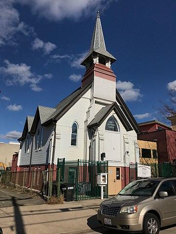 Mennonici- kościół - Baltimore