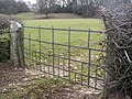 Hand-made gate, Walton Park, Knockvennie - geograph.org.uk - 429646.jpg