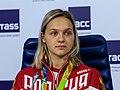 Handball Darya Dmitrieva MoscowTass 08-2016.jpg