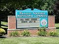 Hanover Township Municipal Building Beaver County Pa