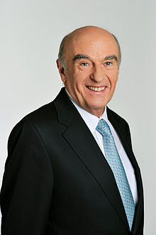 Photo officielle de Hans-Rudolf Merz